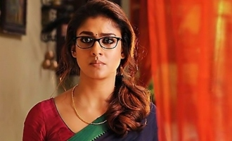 National outrage in support of Nayanthara