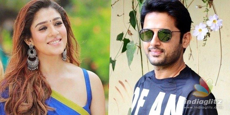 Nayanthara might reprise Tabus Andhadhun role in Nithiins film