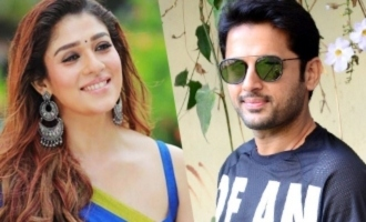 Nayanthara might reprise Tabu's 'Andhadhun' role in Nithiin's film