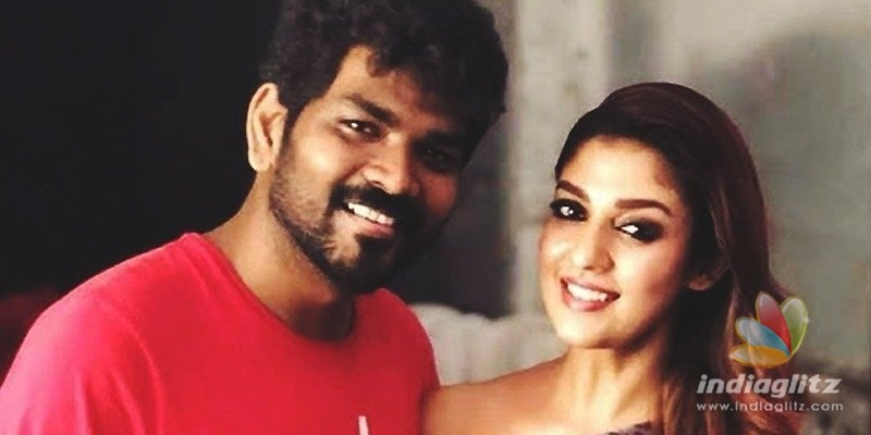 Nayanthara & BF do a video after rumours say Covid-19 had infected her