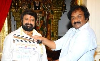 Balakrishna - KS Ravi Kumar's Movie Launched