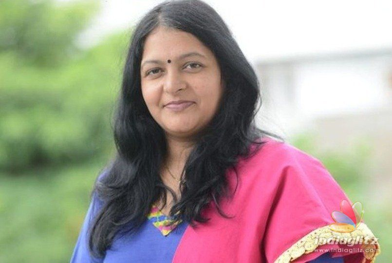 Neelima Tirumalasetti nurtures writers in Hyderabad