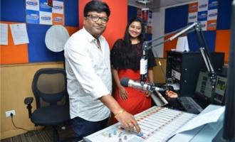 Kona Venkat Launches 'Neevevaro' First Song At Radio City
