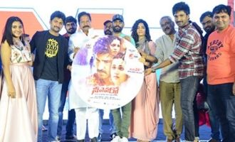'Neevevaro' Audio Launch