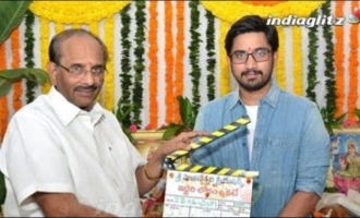 Raj Tarun Dil Raju's IDDARI LOKAM OKATE movie launch