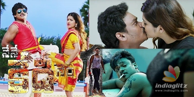 Nene Kedi No. 1 Trailer: What is wrong with Shakalaka Shankar?