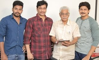'Nene Mukyamanthri' Motion Poster Launch