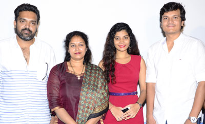 'Nenu Kidnap Ayyanu' Success Meet