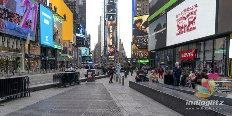 COVID-19: People in New York buy pistols, weapons out of fear