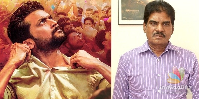 NGK rights in Telugu acquired by Radhamohan