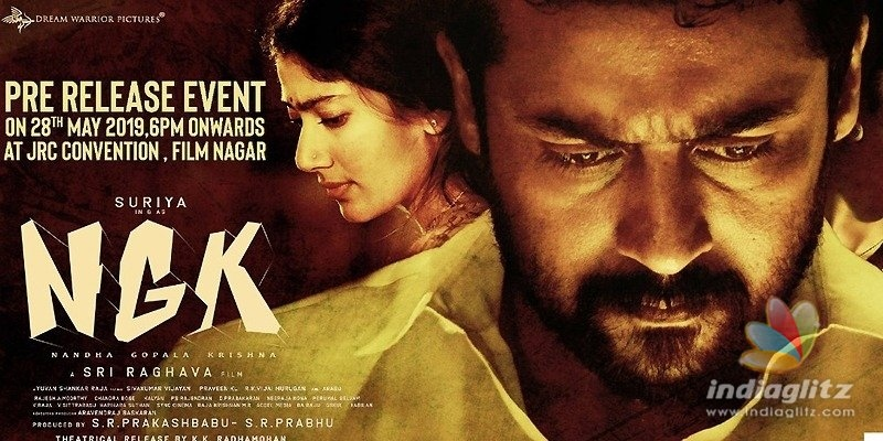 NGK pre-release event in Hyderabad