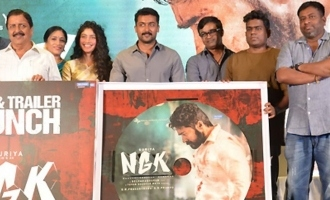 'NGK' Audio launch