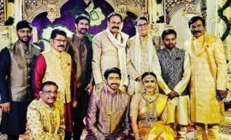 Viral Pics: Wedding moments of Niharika, Chaitanya JV shared widely
