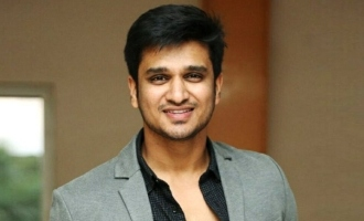 Nikhil thanks Coronavirus in an 'insensitive' comment