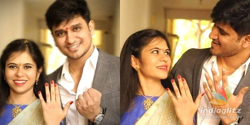 Is Nikhil going to tie the knot on 14th May?