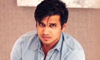 Two cases booked against Nikhil Siddhartha's car