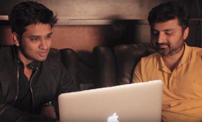Nikhil Siddhartha launches Rajaratham's melody