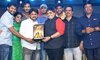 'Ninnu Kori' Blockbuster Celebrations at Vijayawada