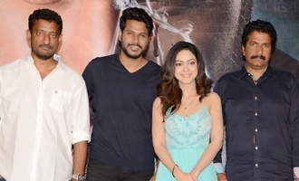 'Ninu Veedani Needanu Nene' Trailer Launch