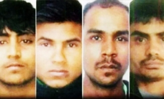 Nirbhaya rapists to be hanged on this date