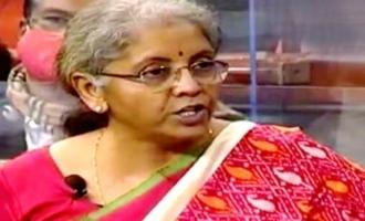 Finance Minister Nirmala Sitharaman Presents Union Budget
