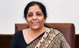South Indian Film Chamber Of Commerce thanks to Finance Minister Nirmala Sitharaman