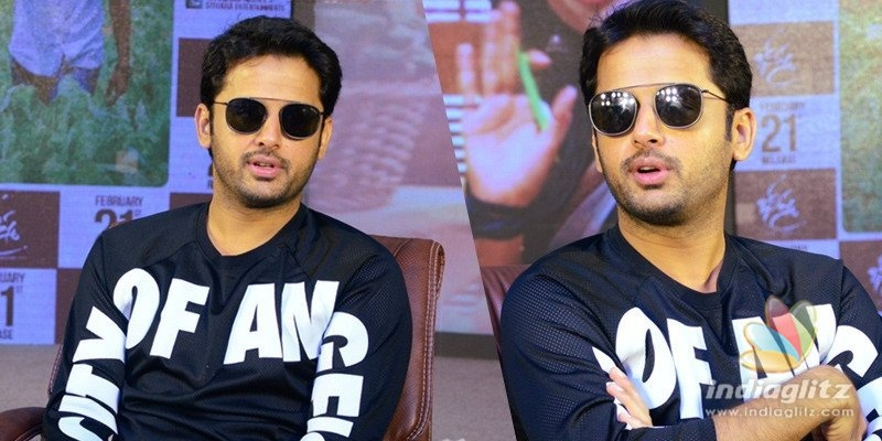 Nithiin on Bheeshma, marriage, future projects