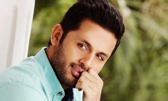 Nithin mother in law relation with mega family
