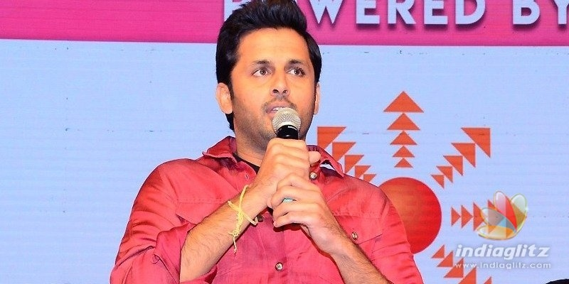 Bheeshma is a pucca commercial entertainer: Nithiin