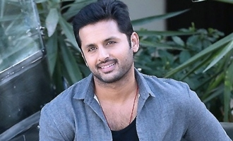 Nithiin announces new film on Holi