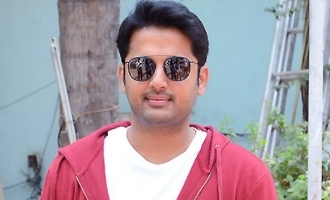 Controversy: Nithiin's movie announced without his approval?