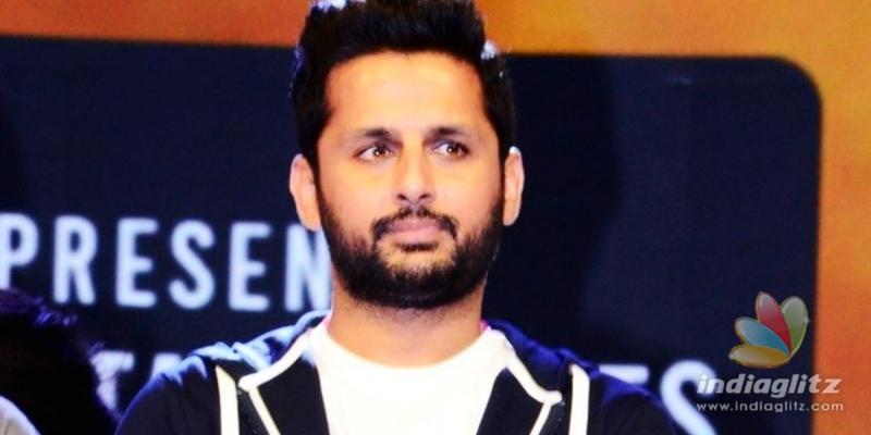 Rang De event sees a sparkling speech by Nithin