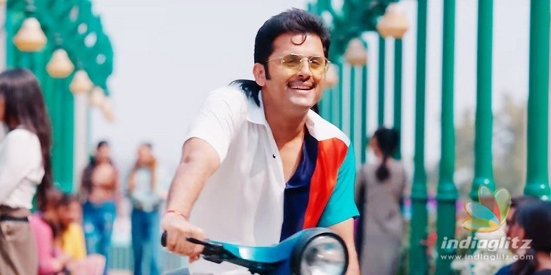 Nithiin morphs into retro mode in Singles Anthem