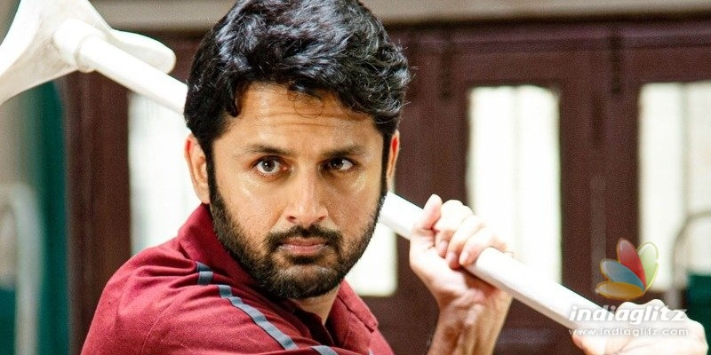 Check First Glimpse: Nithiin as a clever prisoner in a Yeleti universe