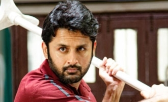 'Check' First Glimpse: Nithiin as a clever prisoner in a Yeleti universe