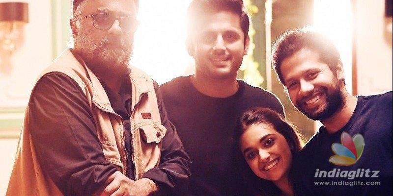 Rang De: Here is an official update on Nithiin-Keerthy Sureshs film