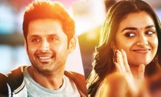 'Rang De': Here is an official update on Nithiin-Keerthy Suresh's film