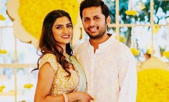 Nithin - Shalini Engagement Moments