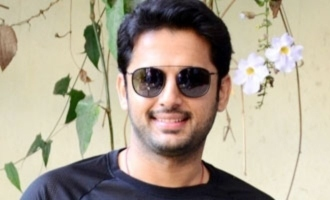 Nithin gifts costly car to director