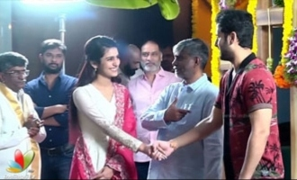 Nithin's 28th movie launched
