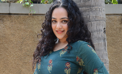 Nithya is diplomatic about NTR's biopic