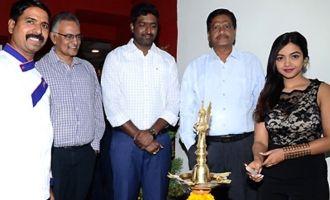 Nithya Shetty Inaugurates Vivaha Bhojanambu Restaurant @ Secunderabad
