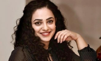 Nithya Menen's 'Gamanam' look unveiled; Find out what her role is