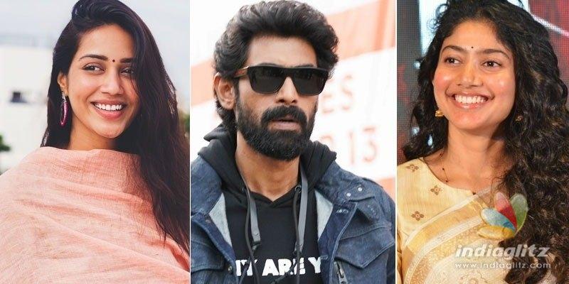 Nivetha Pethuraj bags Rana Daggubati-Sai Pallavis movie