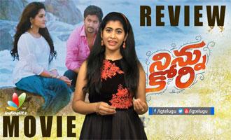 'Ninnu Kori' Movie Review