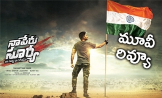 'Naa Peru Surya Naa Illu India' Movie Review