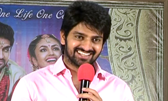 Naga Shourya Talks About 'Kalyana Vaibhogame'