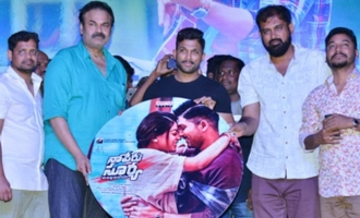 'Naa Peru Surya' Audio Launch