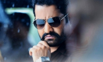 Buzz NTR birthday special to be readied by RRR team