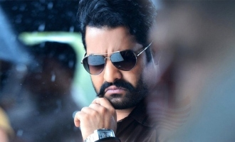 NTR is a firecracker: Mega hero